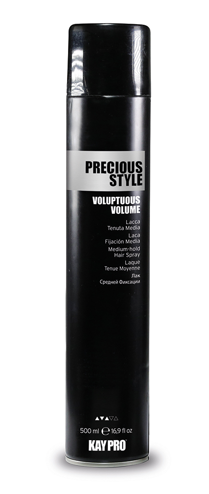 Voluptuous volume Hair Spray